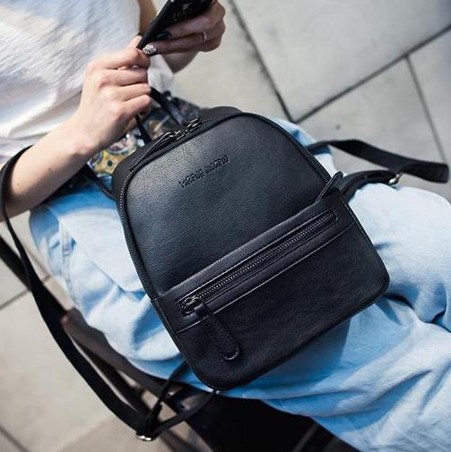 Рюкзак Mirfun черный