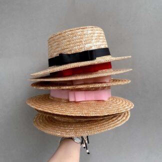 Шляпы / Канотье